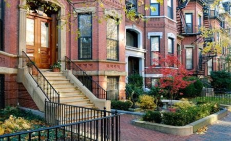 Back Bay condominiums $450,000 – $550,000
