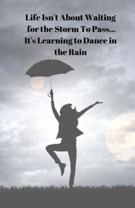 Selling Boston real estate isn't about waiting for the storm to past … It's learning how to dance in the rain.